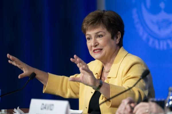 IMF总裁称中国正向世界提供抗疫经验