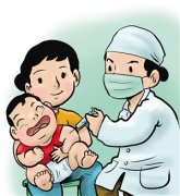 6月1日起 满8月龄的宝宝可免费接种麻腮风疫苗